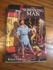 Richard Matheson - The Shrinking Man - HC, Book Club Edition - 1956