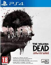 The Walking Dead : The Telltale Definitive Series - PS4 - FR