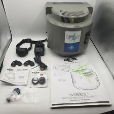 PetSafe Wireless Containment System Pif-300 W/Collar Pif00-15002 + extras