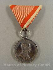 Österreich: Silberne Tapferkeitsmedaille 8.Ausgabe Franz Joseph 1914-1917, 63975