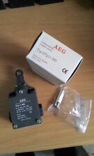 AEG GTg 11 MS Limit/Position Switch Roller Type IP67 910-154-365
