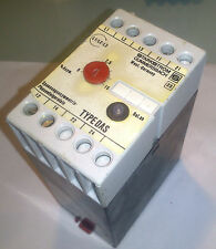 STARKSTROM SQUERED TYPE DAS 380 V ASSYMMETRICAL PROTECTION RELAY 1 CLASS 8430