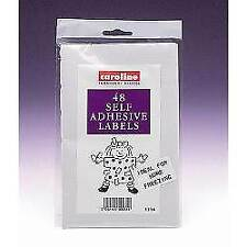 Freezer Self Adhesive Food Storage Labels Pack of 48 FREE SHIPPING