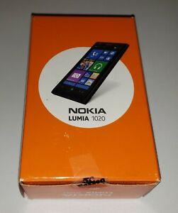 NOKIA LUMIA 1020 RM-877 32GB Windows 8.1 4G LTE Smartphone AT&T