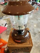 Vintage Coleman Lantern - 275 - Brown - Never Used