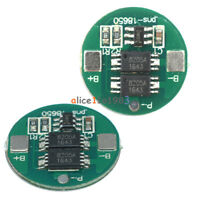 1/5/10PCS Dual MOS Battery Protection Board for 18650 Lithium Battery MOS