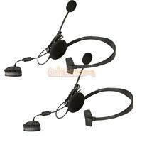 2X New Small Live Headset with Microphone MIC for Xbox 360 Controller Black