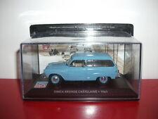 Ixo - Simca Aronde chatelaine - 1961 1 43