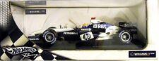 Hot Wheels G9725: F1 Williams FW27, Mark Webber, 1/18, NEU & OVP - ungeöffnet