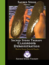 Sacred Stone Therapy Classroom Video DVD Karyn Chabot - Hot & Cold Stone Massage