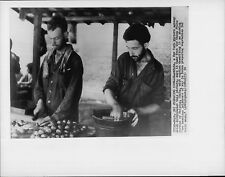 Chinese Photo of American Prisoners 1950 Korea War Press Photo