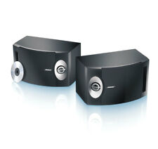 Bose 201 Black (Pair)  Series V Direct Reflecting Bookshelf Speakers