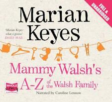 Mammy Walsh's A-Z of the Walsh Family by Marian Keyes | Audio CD Book | 97814712