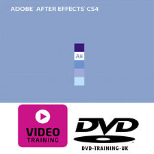 Adobe After Effects CS4 – Professional Video Training Tutorial DVD - FREE P+P