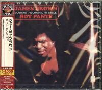 JAMES BROWN-HOT PANTS-JAPAN CD Ltd/Ed B63