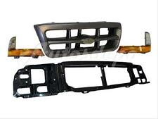 98-00 FORD RANGER HEADER PANEL GRILLE GRAY PARK LIGHT 4