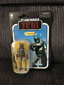 Star Wars - The Vintage Collection - Boba Fett (ROTJ Card) - (VC-186) Figure
