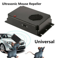 12KHz 78dB Car Ultrasonic Mouse Rat Cat Dog Repeller Deterrent Shockproof Rodent