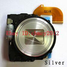 New Lens Zoom Repair Part For SONY DSC-WX300 DSC-WX350 Digital Camera Silver