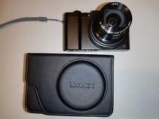 Panasonic lumix dmc-tz100 digital camera 20.9 mpix optical zoom 10