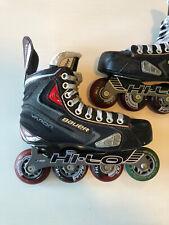 Bauer Vapor X60R Inline Skates 4.5 R Us Shoe Size 5.5 Roller Blades Junior