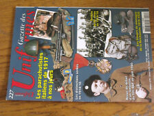 17$$ Revue Gazette des Uniformes n°227 Paras italien de 1917 à .../ 8e corps ...