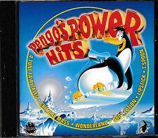 Pengo's Power Hits -  Critical Mass,Wonderland,T-Spoon CD / NEU+UNGESPIELT-MINT!