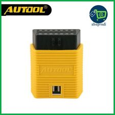 AUTOOL OBD2 16Pin Extension Universal Connector For ELM327 AL519 Easydiag Launch