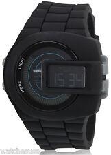 Diesel DZ7274 Black Digital Dial Plastic Strap Men's Watch