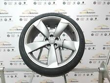 AUDI A1 Mk1 (8X) Alloy Wheel Inc Tyre 18 Inch 5 Spoke Rotor 8X0601025AR