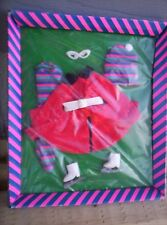 VINTAGE  BARBIE CLOTHES SKATING OUTFIT LAURIE OUTFITS FIT ALL 11 1/2''DOLLS NIB
