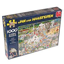 Jan van Haasteren Der Tiergarten Puzzle Jumbo 01491 1000 Teile NEU OVP