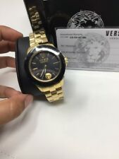 Versus By Versace Women's Versus Brick Lane Quartz Stainless Steel Watch, Gold