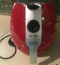 Emeril Lagasse Airfryer Pro Rapid Hot-Air Technology Red