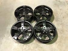 "20"" VW Transporter T5 T6 Sportline Style Alloy Wheels - Satin Black - Load Rated"