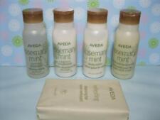 AVEDA Lot ROSEMARY MINT SHAMPOO Conditioner Lotion SOAP Wash Travel SAMPLE Sz