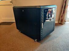 More details for startech 12u 36in server rack cabinet