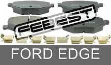 Pad Kit, Disc Brake, Rear - Kit For Ford Edge (2007-2014)