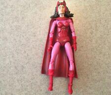 "Marvel Legends Legendary Rider SCARLET WITCH Loose 6"" Figure Toy Biz Toybiz 2005"