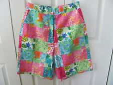 Vintage Lilly Pulitzer Shorts Size 8