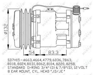 NRF Kompressor Klima Klimaanlage Klimakompressor 32238