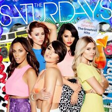 THE SATURDAYS - FINEST SELECTION: THE GREATEST HITS  CD NEW!