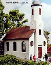 PIKO HO Scale Church Building Kit # 61825  New in box