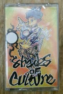 """SHADES OF CULTURE """"s/t"""" New! Rarest Montreal Rap, 199? Free shipping! Tape-only"""