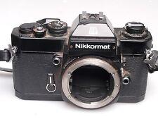 NIKON NIKKORMAT EL SLR Caméra