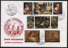 Solo tag lettera San Marino serie completa Republica Sancti Marini 1991 1967 1969