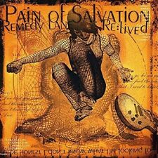 Pain Of Salvation Remedy Lane ReLived (W Cd) (Gate) (Org) (Ger) vinyl LP NEW sea