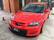 Mazda 3 BK Front Splitter Lip MPS