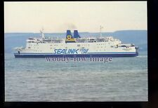 FE3486 - Sealink Stena Line Ferry - Stena Galloway , built 1980 - postcard