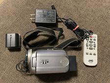JVC Everio GZ-MG21 (20 GB) Flash Media Camcorder